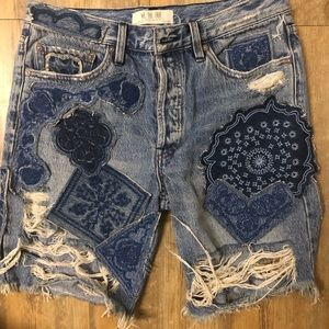 Free people Bermuda's